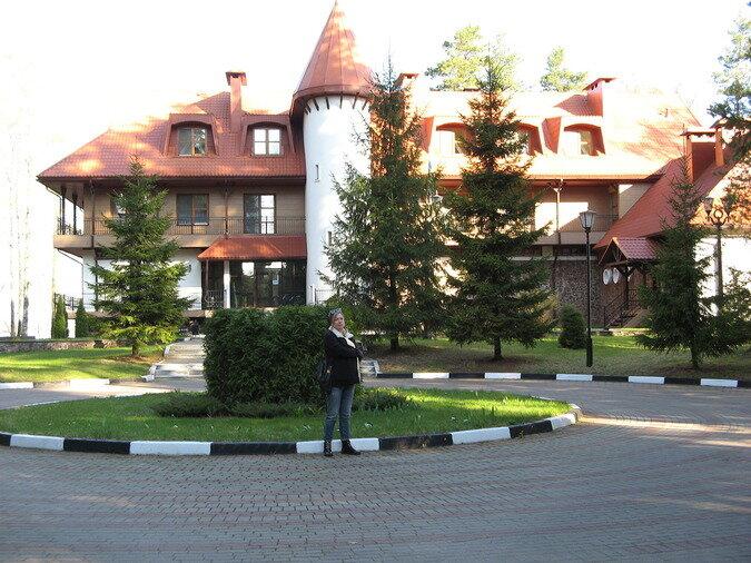 Гостиничный комплекс ГПУ Березинский Биосферный Заповедник