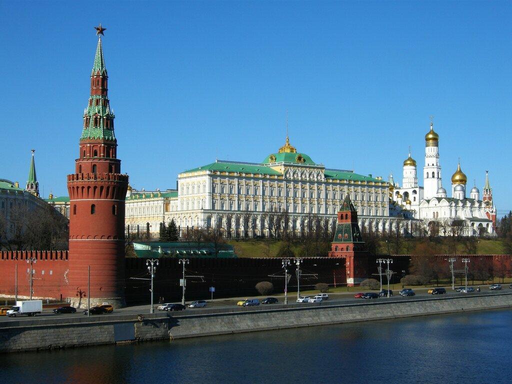 музей — Московский Кремль — Москва, фото №1