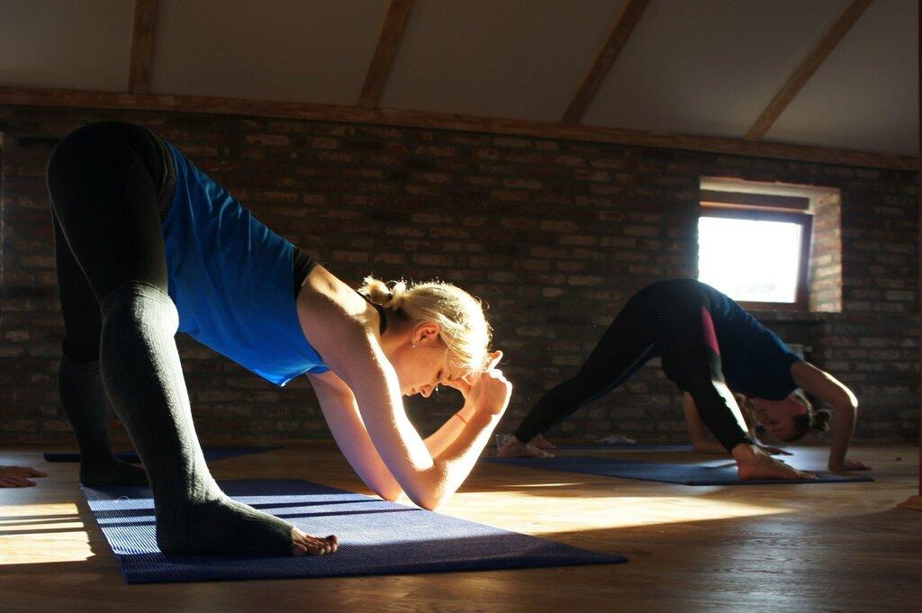 центр йоги — Йогадвор, йога и йогатерапия — Краснодар, фото №7