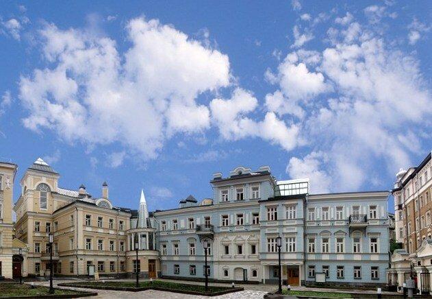 библиотека — Библиотека-читальня им. И. С. Тургенева — Москва, фото №10