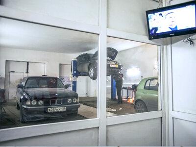 магазин автозапчастей и автотоваров — Ремонт автомобилей Hyundai, KIA и ВАЗ — Пермь, фото №4