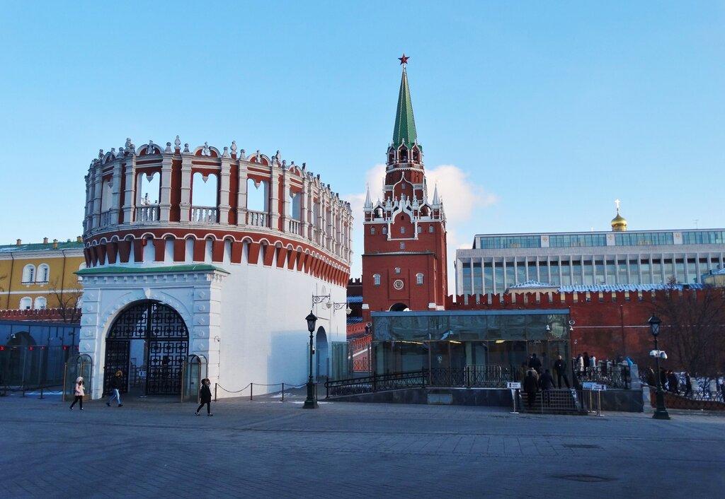 музей — Московский Кремль — Москва, фото №5