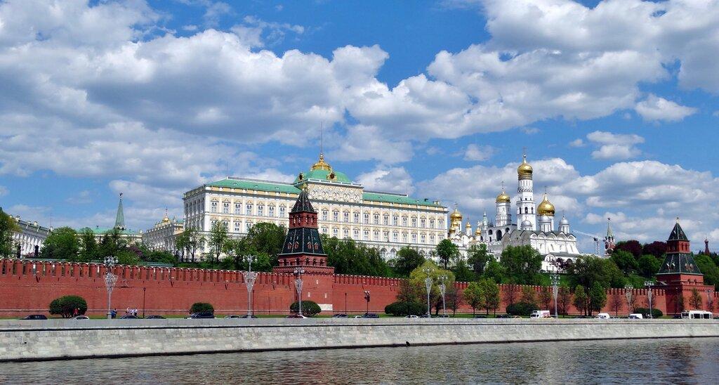 музей — Московский Кремль — Москва, фото №7