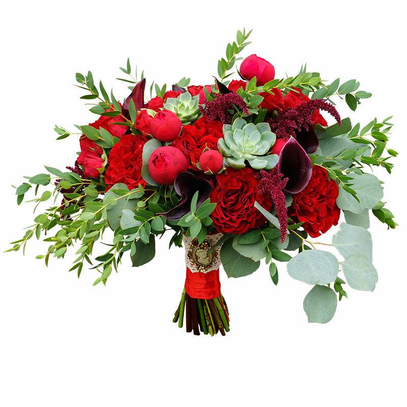 Заказ цветов онлайн архангельск, ле-весенний букет искусственные
