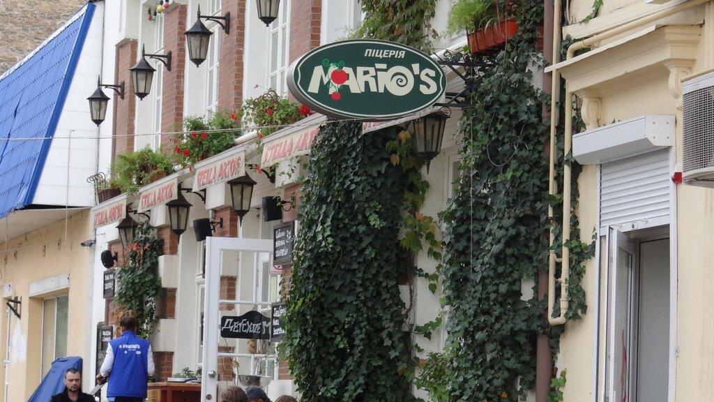 пиццерия — Mario's Trattoria — Одесса, фото №1