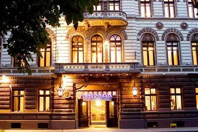 Отель Лондонская