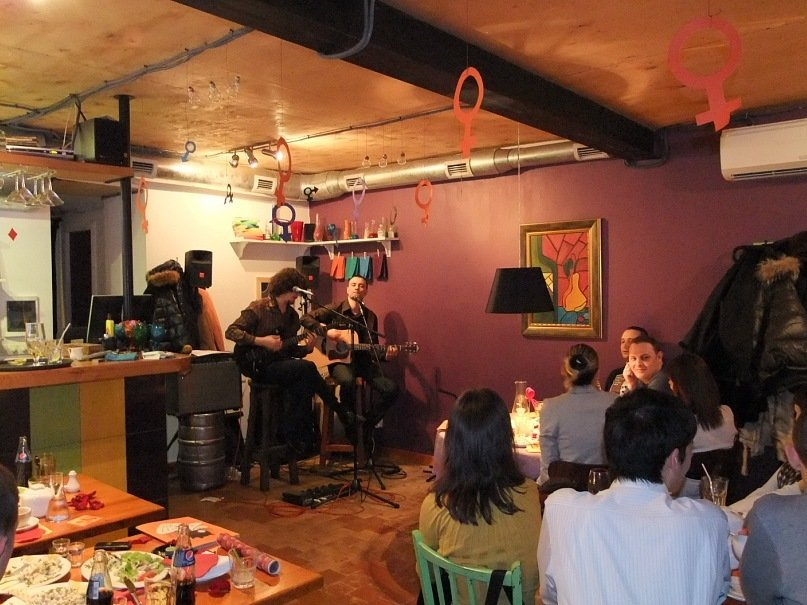 кафе — Алхимия — Одесса, фото №7