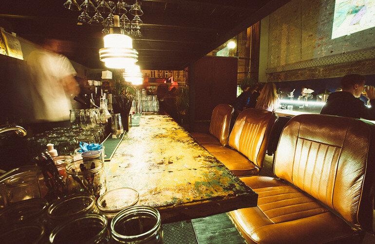 кафе — Кафе-бар Молодость — Одесса, фото №2