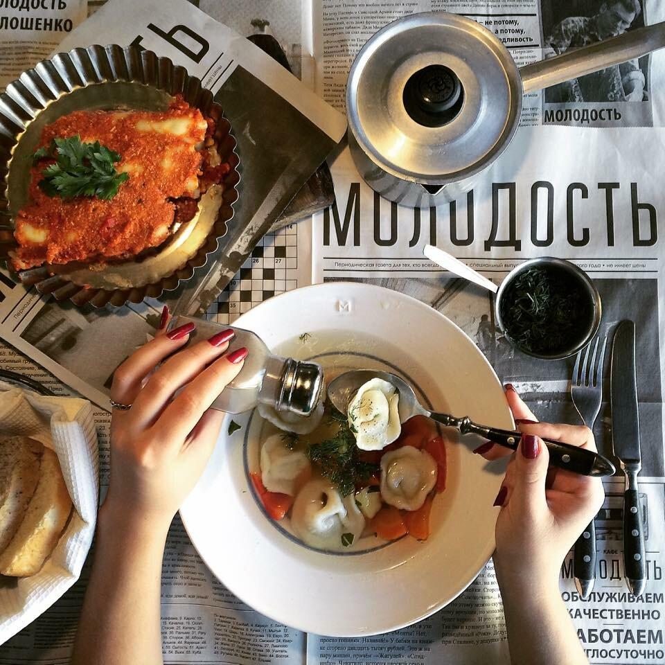 кафе — Кафе-бар Молодость — Одесса, фото №4