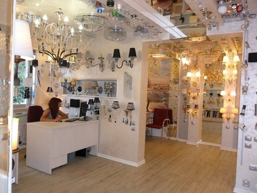 светильники — Студия Интерьера Азбука Ремонта — Челябинск, фото №6
