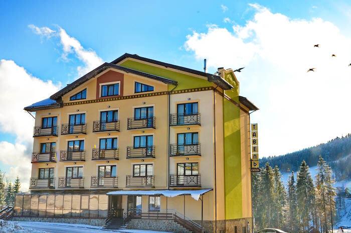 Отель Тавель