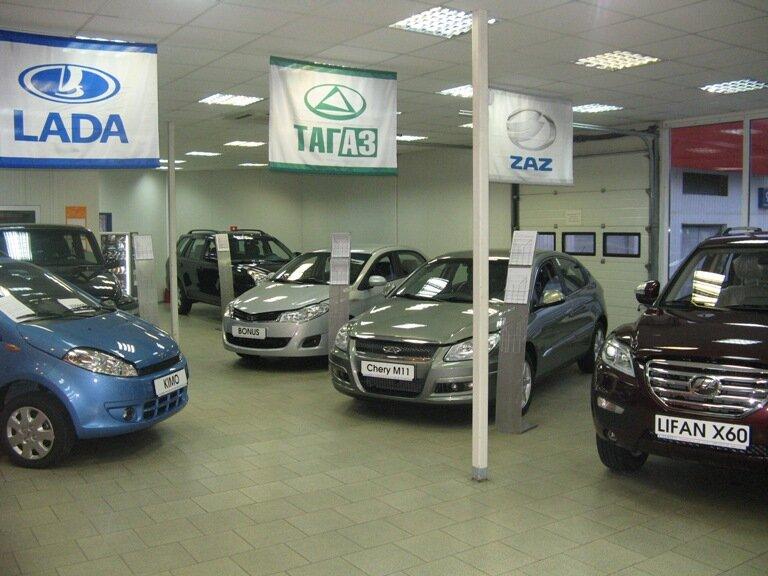 автосалоны по продаже лады в москве