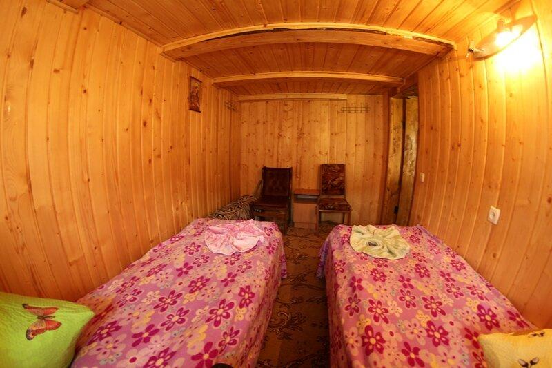 гостиница — Зорецвет — село Поляница, фото №3