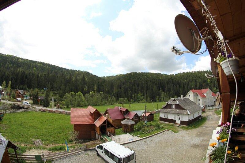 гостиница — Зорецвет — село Поляница, фото №5