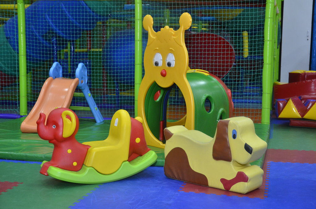 детские игровые залы и площадки — Детская игровая комната ТЦ Щелково — Москва, фото №4