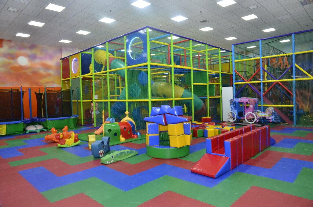 детские игровые залы и площадки — Детская игровая комната ТЦ Щелково — Москва, фото №1