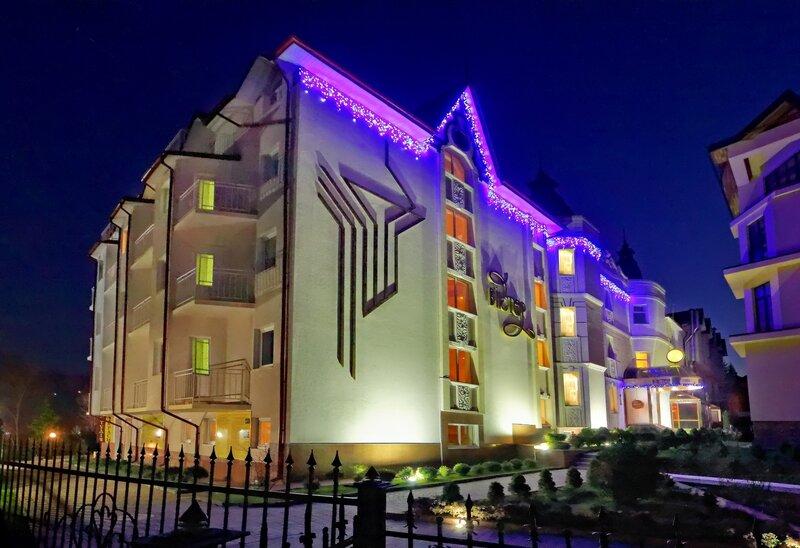 Санаторно-курортный комплекс Виктор