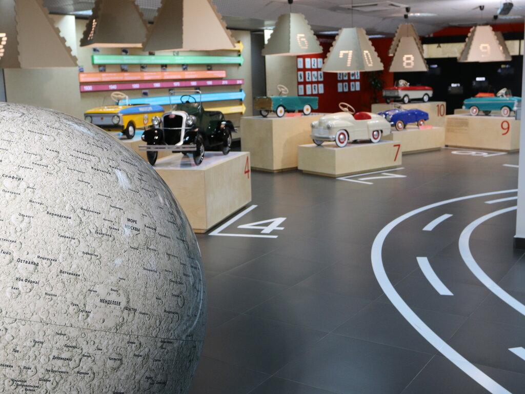 музей — Музей автомобильных историй В. Попова — Москва, фото №6