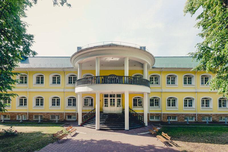 Отель-заповедник Лесное