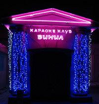 karaoke — Vinil — Moscow, photo 1
