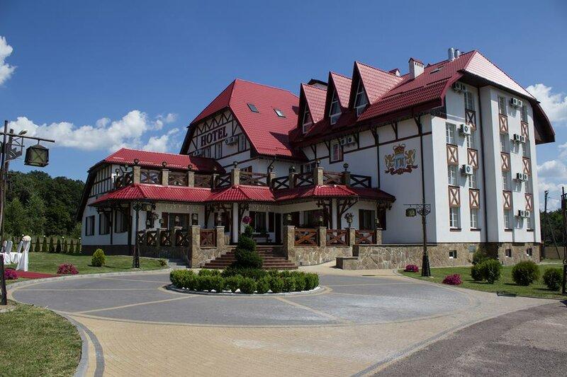 Гостиница Галицкая корона