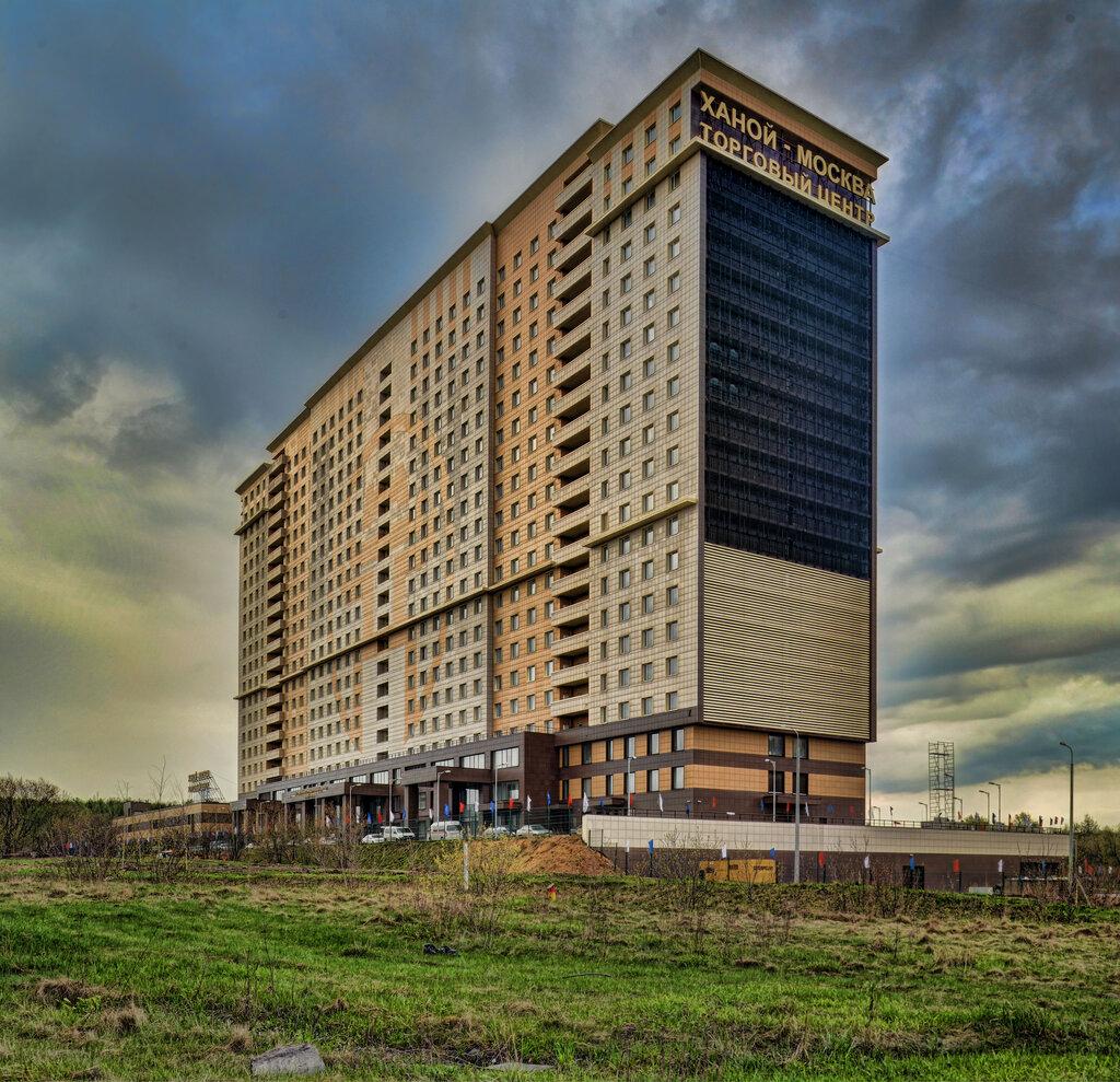 Жилой комплекс ханой москва фото