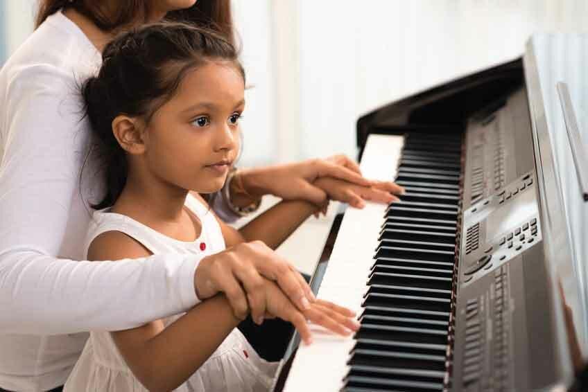 музыкальное образование — Уроки фортепиано в Мюнхене, Klavierunterricht für Kinder in München — Мюнхен, фото №1