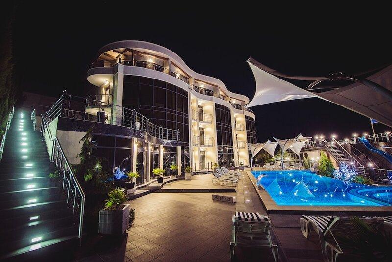 Отель Sky Mare