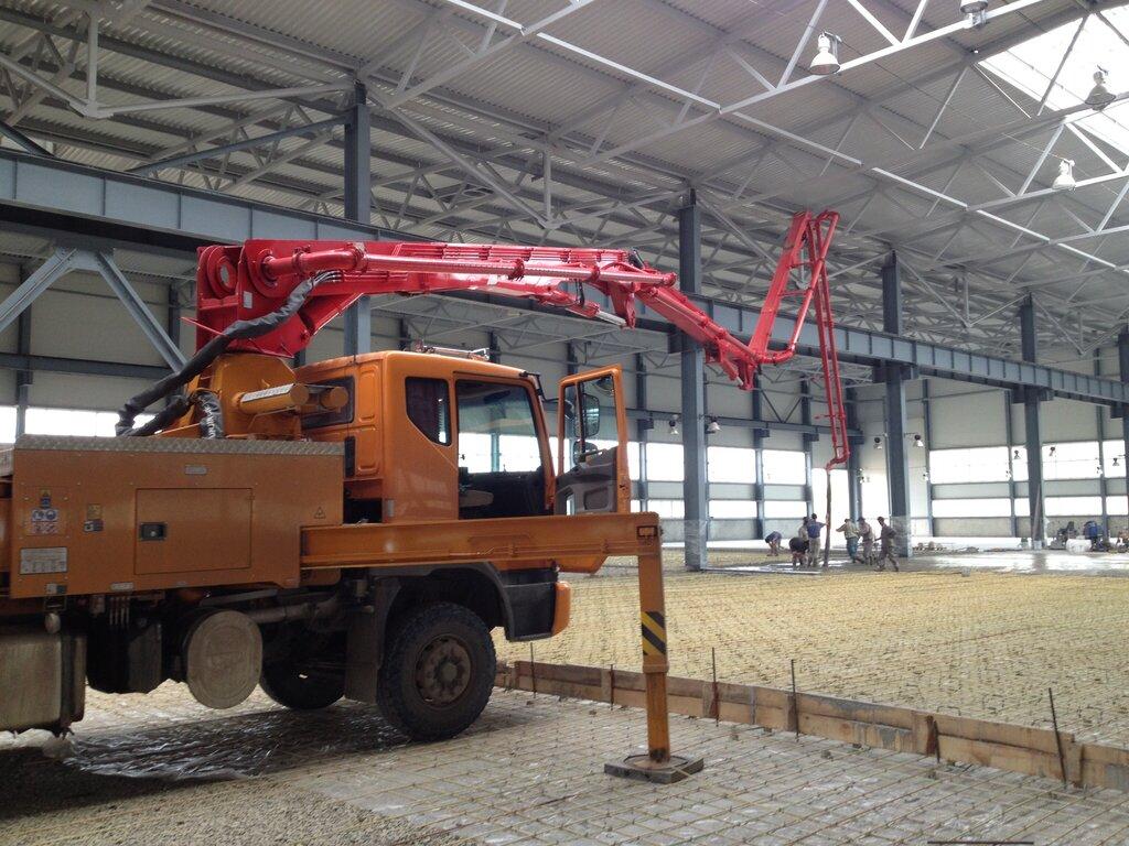 Бетон стс екатеринбург завод бетона в ступино