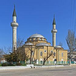 мечеть — Джума Хан-Джами — Евпатория, фото №3
