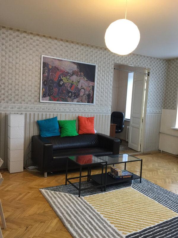 Sasha's hostel