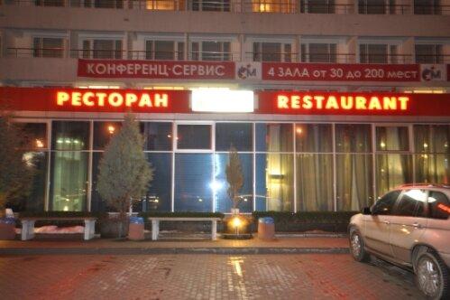 гостиница — Москва — Симферополь, фото №1