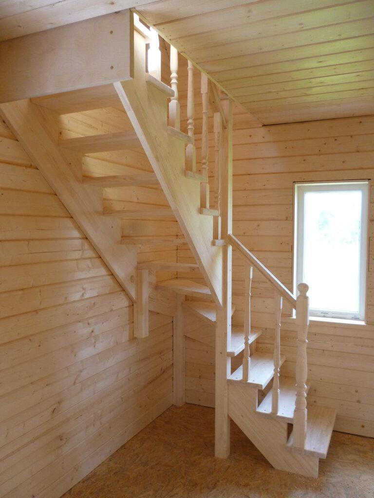 лестницы и лестничные ограждения — ЛДМ-Строй — Санкт-Петербург, фото №3