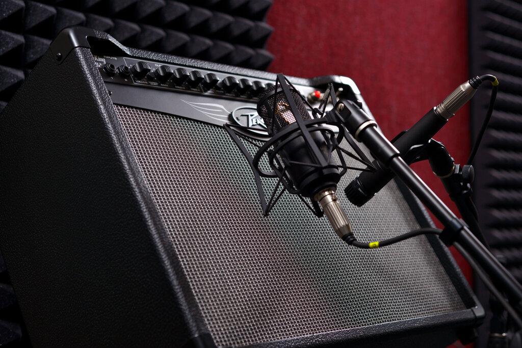 студия звукозаписи — Репетиционная база и студия звукозаписи Alterika — Тольятти, фото №8