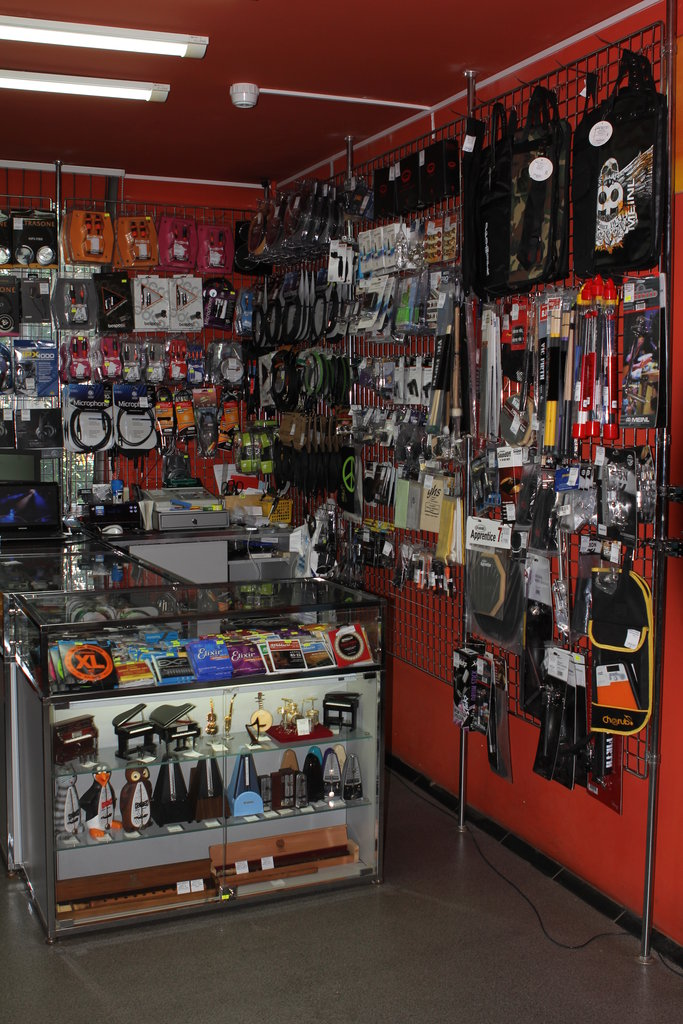 музыкальный магазин — Динатон — Москва, фото №4