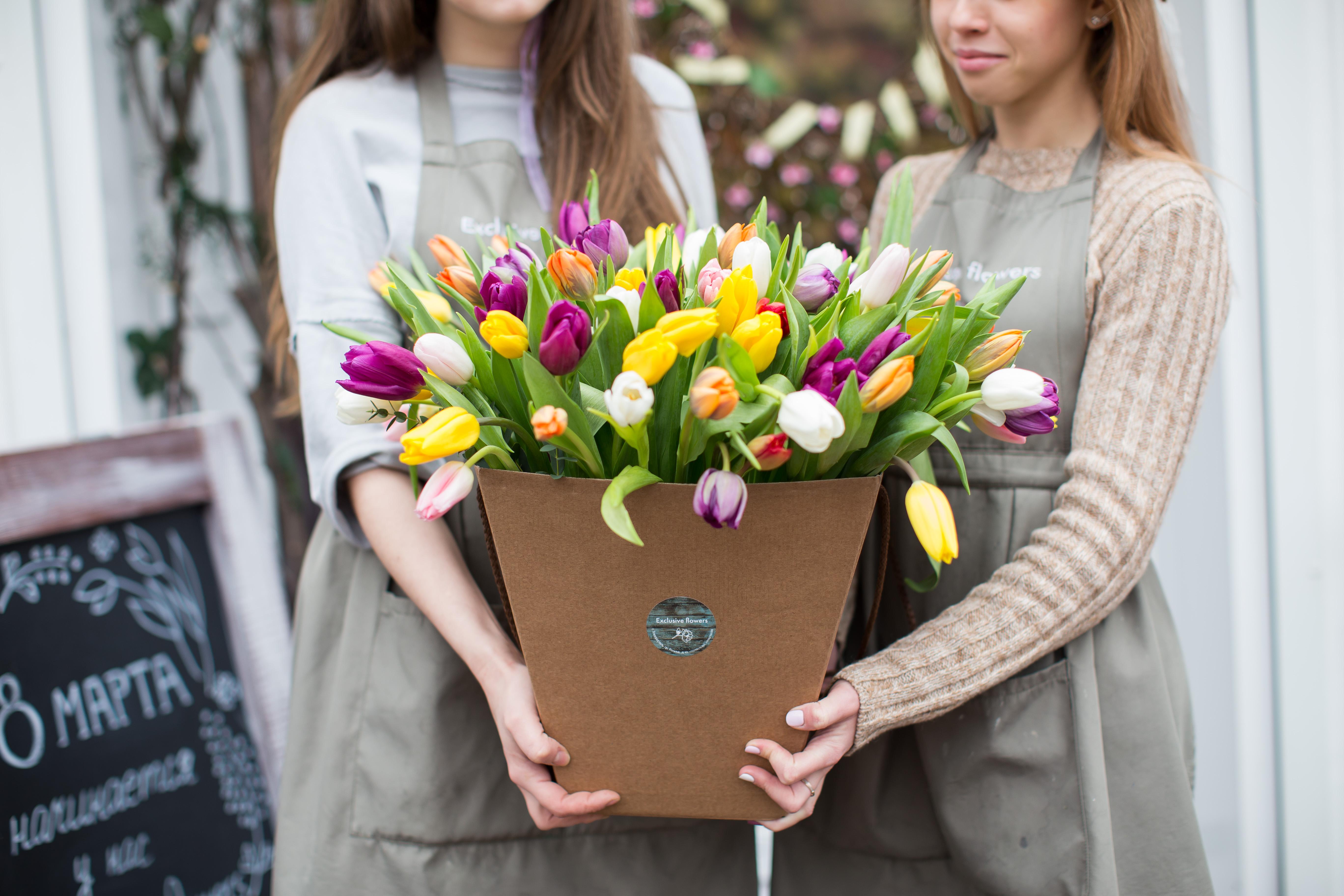 Доставка цветов в московскую область