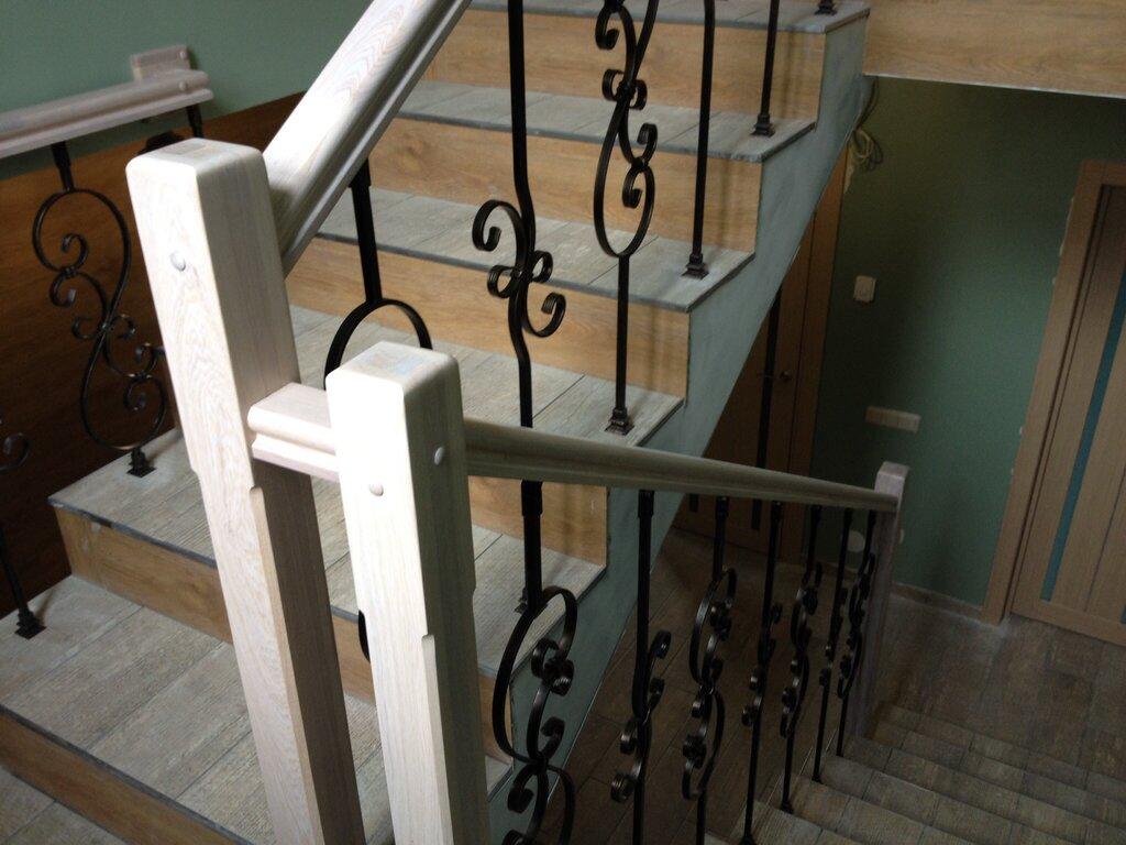 лестницы и лестничные ограждения — ЛДМ-Строй — Санкт-Петербург, фото №9