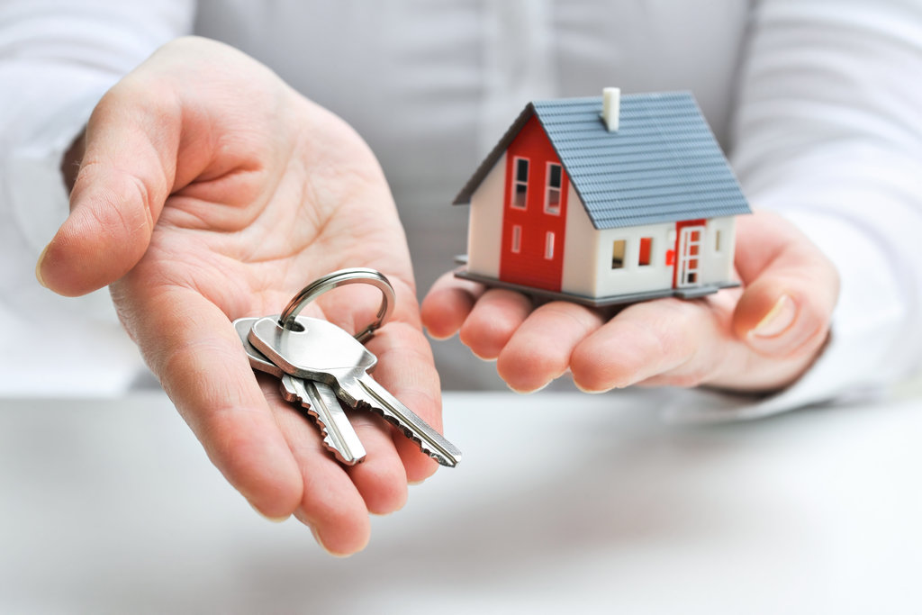 оформить недвижимость