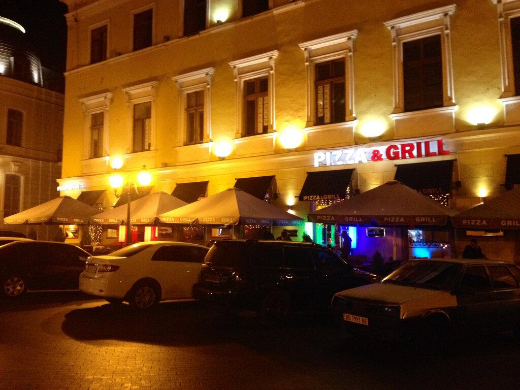 пиццерия — Pizza & Grill — Одесса, фото №5