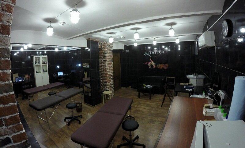 тату-салон — Тату салон Анатомия — Москва, фото №2