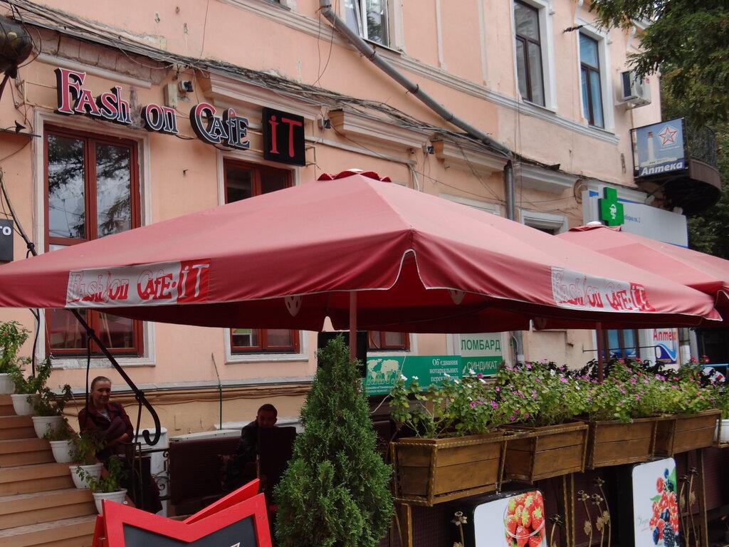 кафе — Fashion cafe IT — Одесса, фото №1