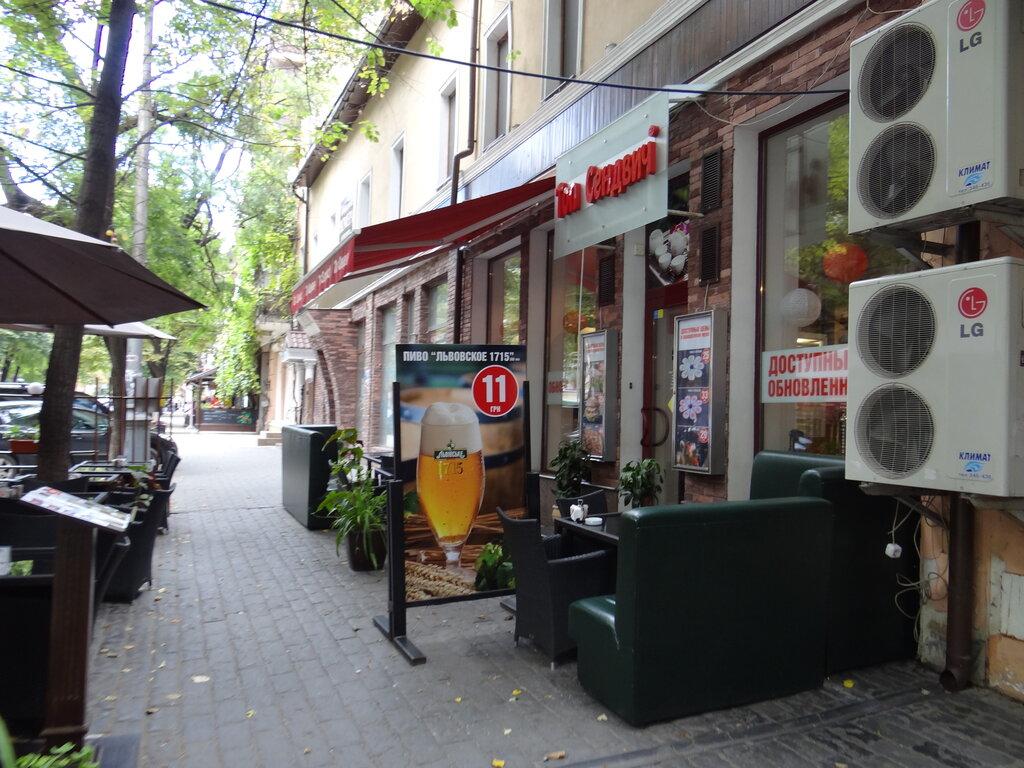 кафе — Топ Сендвич — Одесса, фото №2