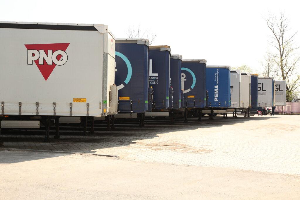грузовые автомобили, грузовая техника — Группа Грассманн и Ломтев — Химки, фото №1