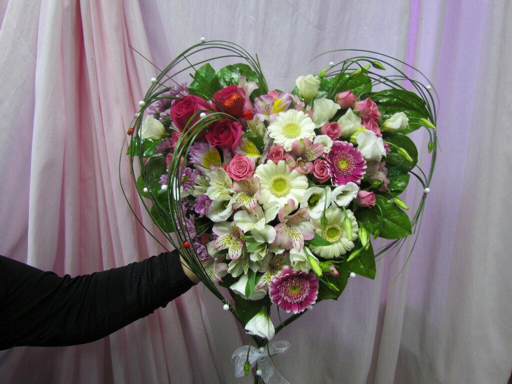 Саров доставка цветов букетов