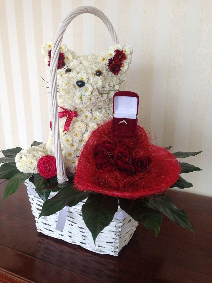 Свадебные, заказать цветы кишиневе
