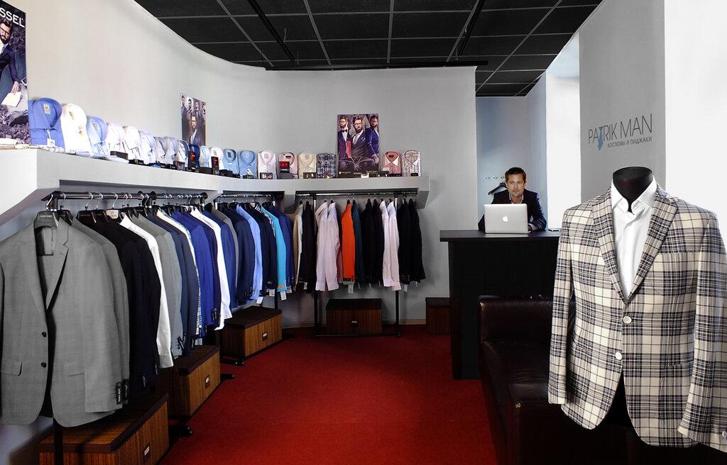 магазин одежды — Патрикман — Москва, фото №1