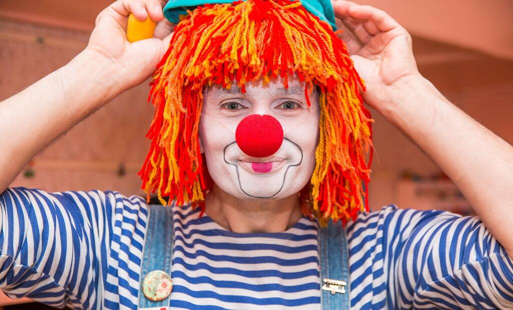 Картинки с клоунами на день рождения