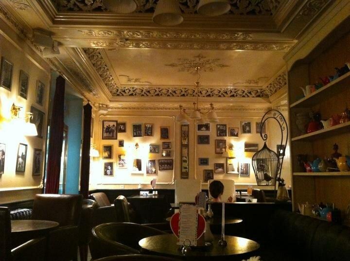 кафе — Кафе Belleville — Одесса, фото №4