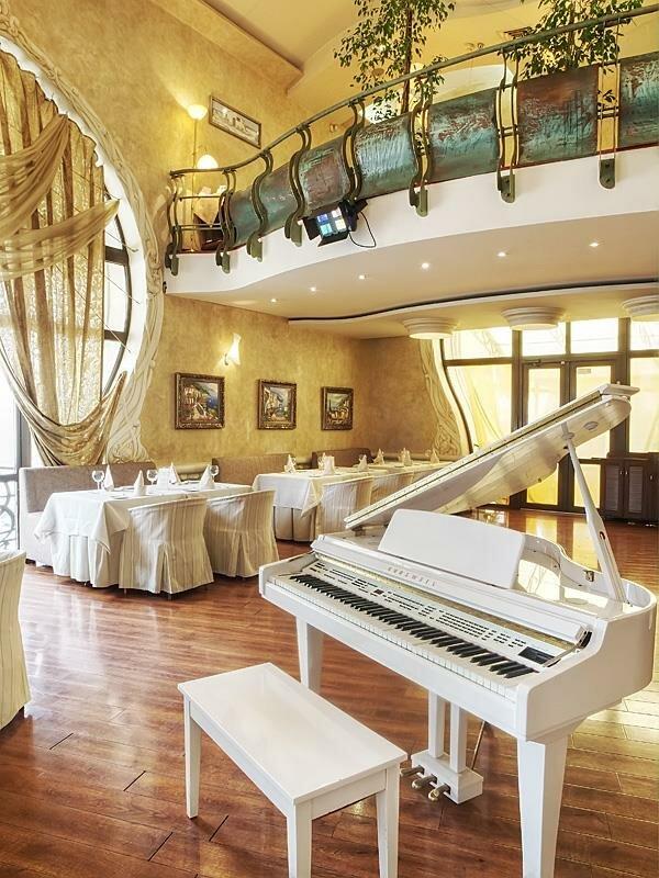 ресторан — Ресторан Красный лобстер — Одесса, фото №2