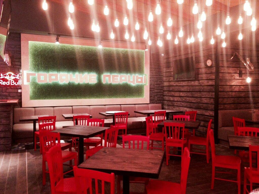 ресторан — Американский пивной ресторан Горячие перцы — Одесса, фото №9